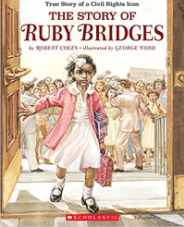 Use The Story of Ruby Bridges to teach asking and answering questions in informational texts.