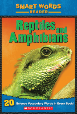 Reptiles and Amphibians to teach text features